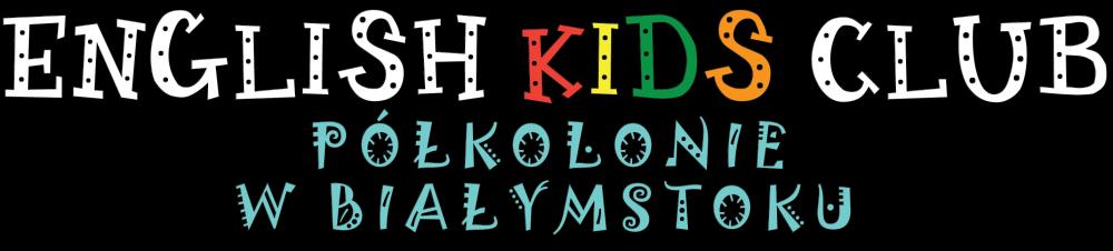 półkolonie białystok logo